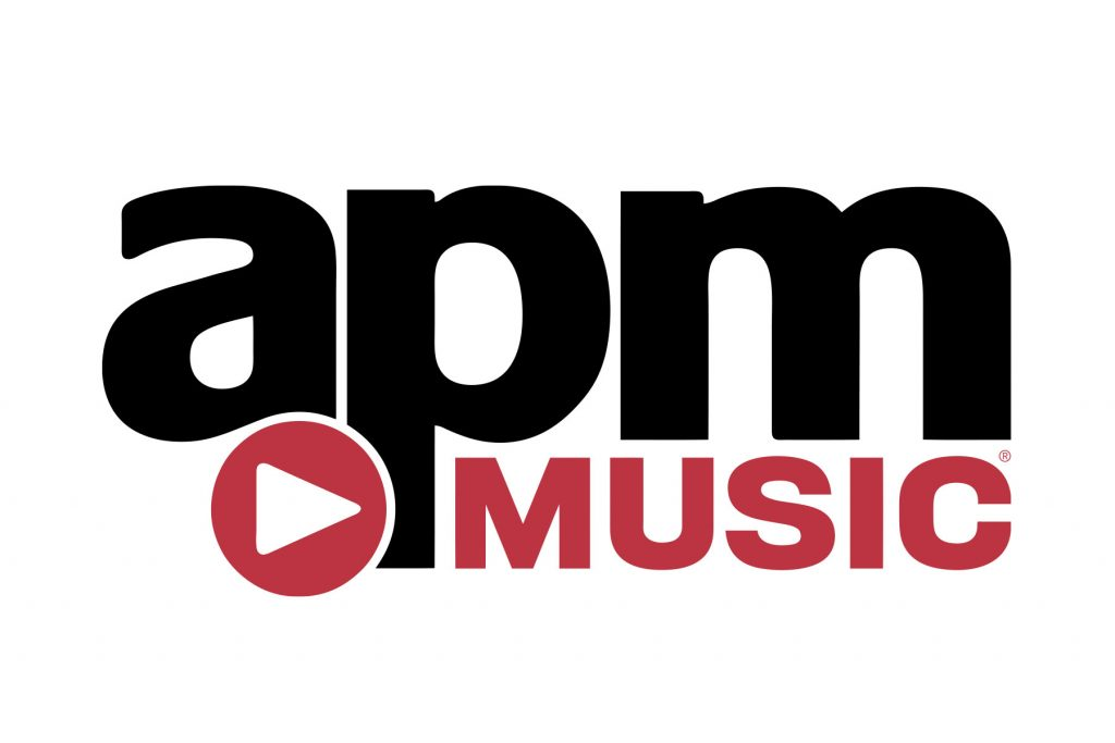 APM Logo - black on white