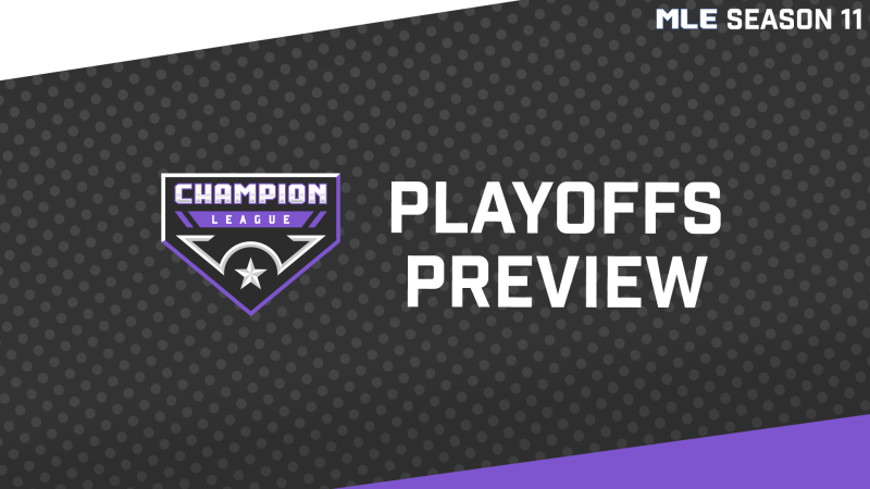 Playoffs Preview: Champion League Conference Final