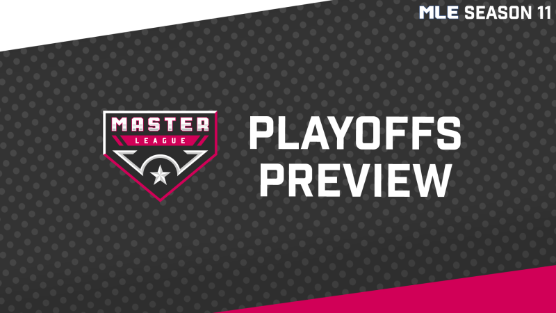 Playoffs Preview: Master League Conference Finals