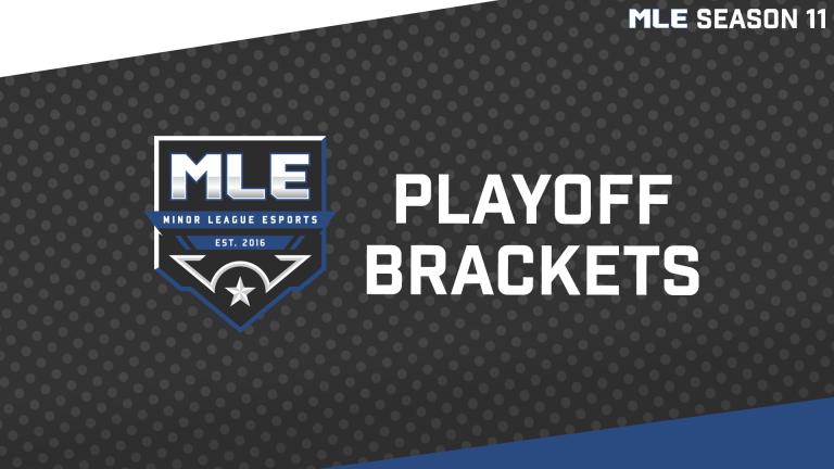 MLE Season 11 Playoff Brackets